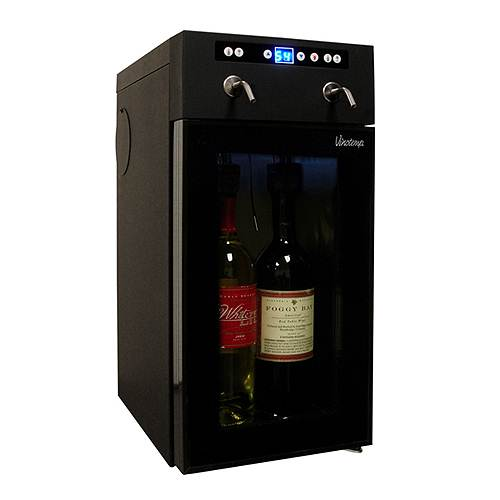 Vinotemp 2 Bottle Wine Dispenser and Preserver