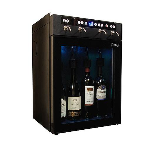 Vinotemp 4 Bottle Wine Dispenser and Preserver