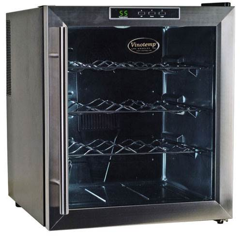 Vinotemp 16 Bottle Wine Cooler