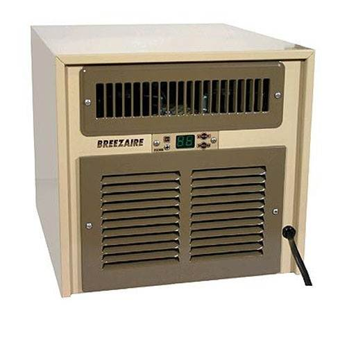 Breezaire Wine Cooler Unit w/ Sentry III - 140 Cu. Ft.