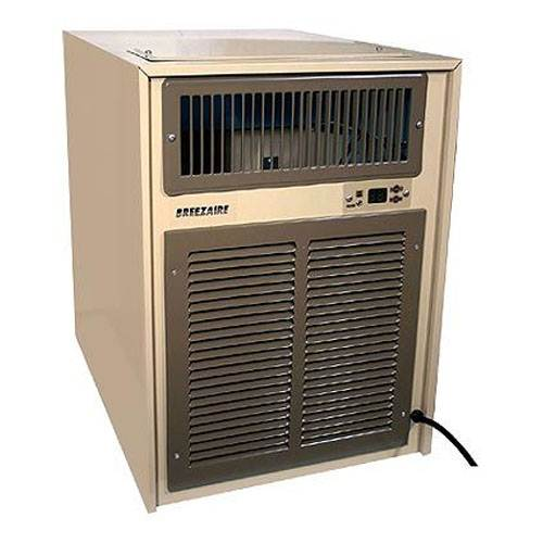 Breezaire Wine Cooler Unit w/ Sentry III - 1000 Cu. Ft.