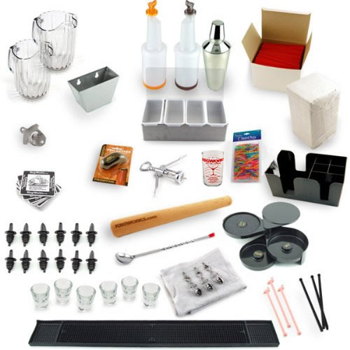 Ultimate Home Bar Kit